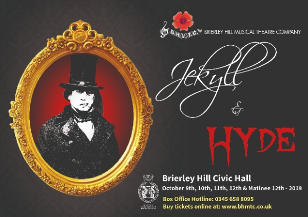**Win Tickets To see Jekyll & Hyde, The Musical.**