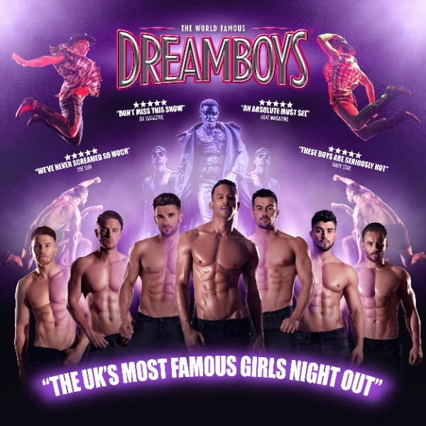 **The Dreamboys are here next Thursday!**