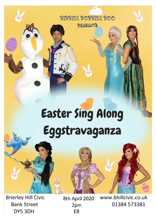 **Easter Holidays Show - Just Announced!!**