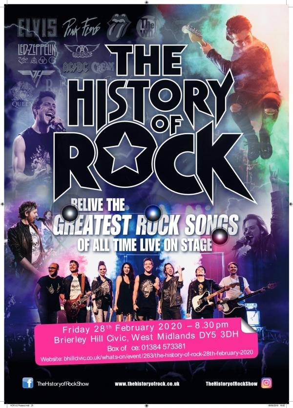**Amazing Rock Show - 28th February!**
