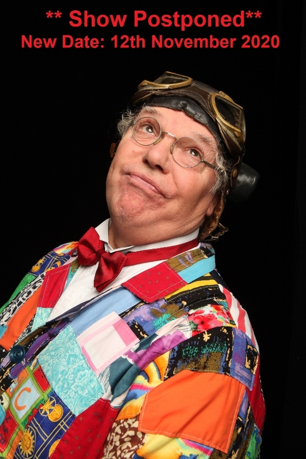 **Chubby Brown Show Postponed - New Date: 12th November 2020**