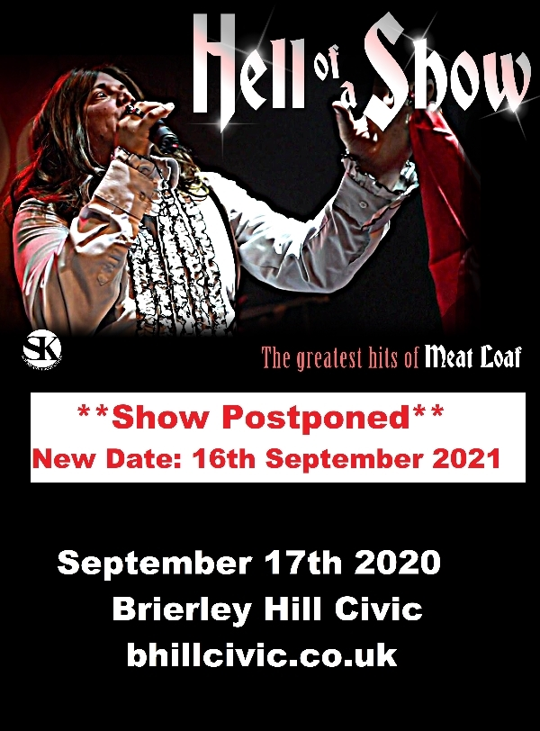 **Hell Of A Show, Meat Loaf Tribute Postponed**