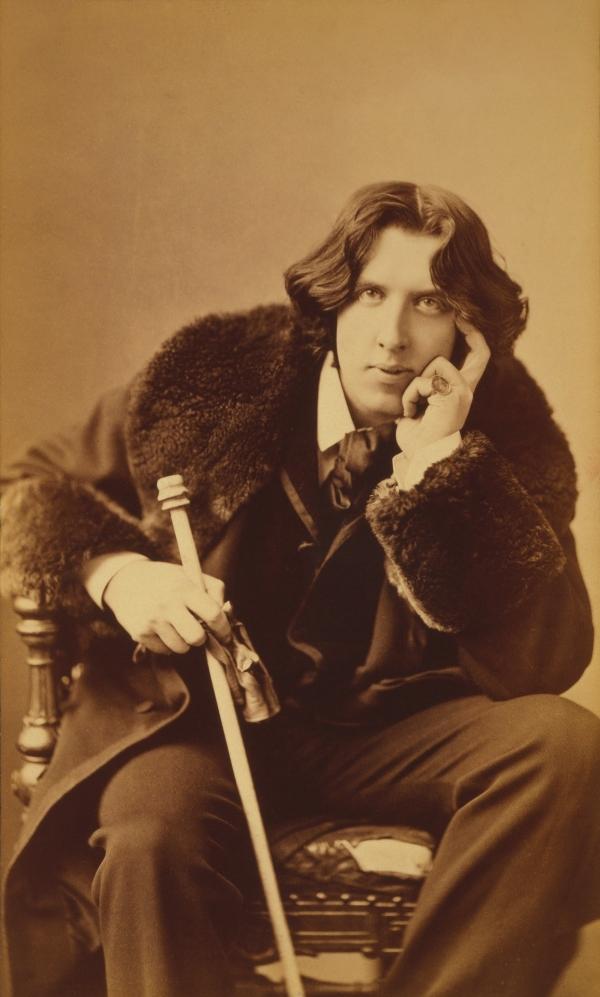 'Oscar – A Life'. A talk by Matthew Sturgis for Surrey History Trust