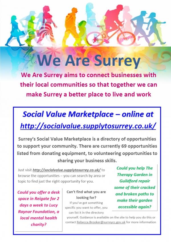 Social Value Market