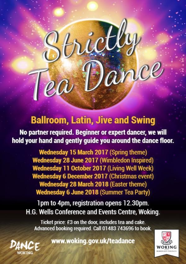 Strictly Tea Dance