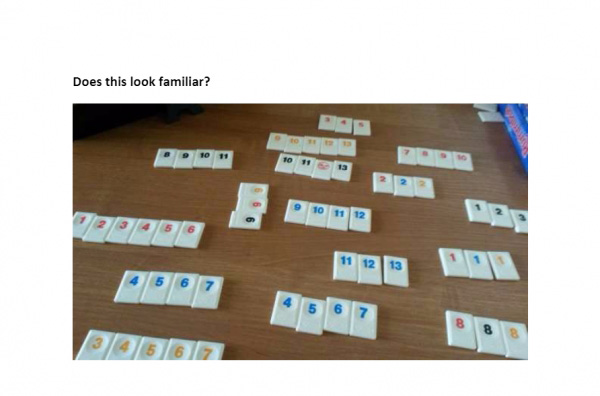 Can you play Rummikub?  Then you may be the person we are after.
