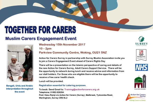 Together for Carers