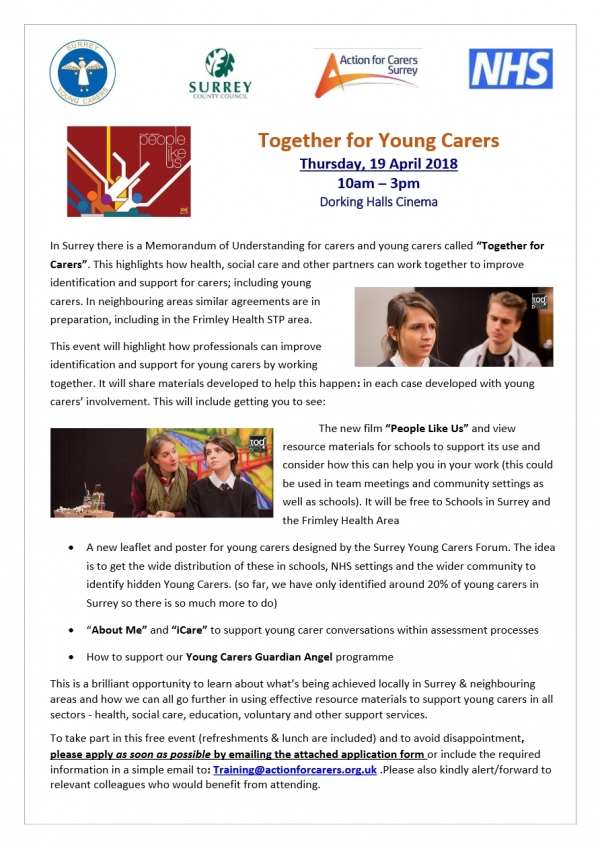 Together for Young Carers