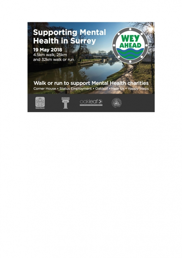 Supporting Mental Health in Surrey