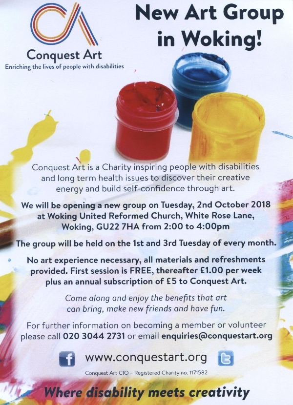 New Art Group in Woking