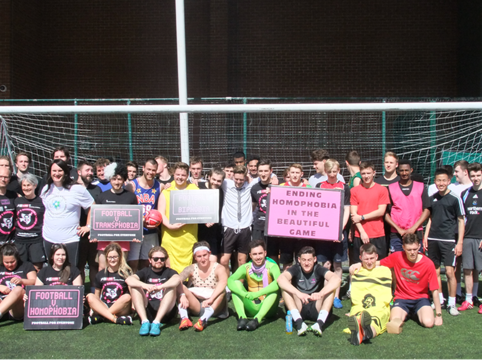 LGBT young people and their sport and leisure Symposium