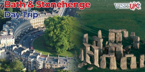 Bath & Stonehenge Day Trip