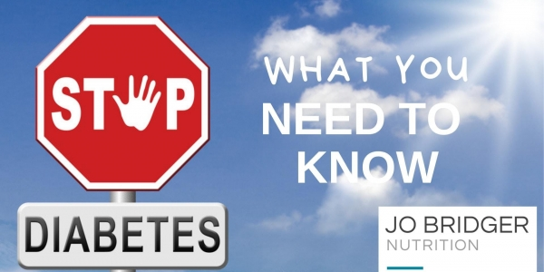 Diabetes, blood sugar, and you. What you really need to know to reduce your risk!