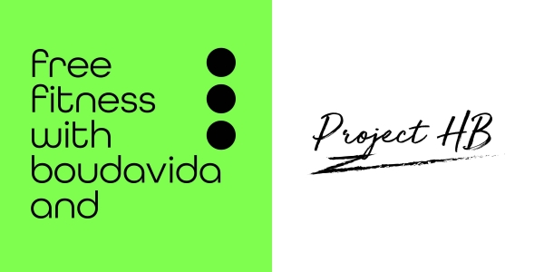 Boudavida Sessions: DISCOrobics with Project HB