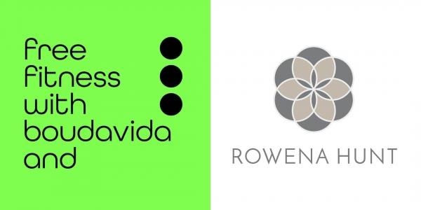 Boudavida sessions: Rowena Hunt - Ashtanga based yoga session
