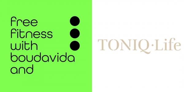 Boudavida Sessions: TONIQ HIIT Class