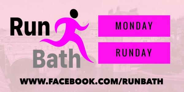 Run Bath - Monday Night Runs - 29th April 2019
