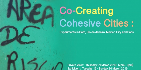 Co-Creating Cohesive Cities : Private View