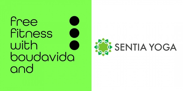 Boudavida sessions: Fri-Yay Yoga with Sentia Yoga
