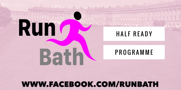 Run Bath - Half Ready Group Run -19th May 2019