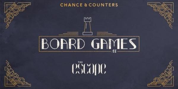 Boardgames Under Bath @ The Abbey Hotel