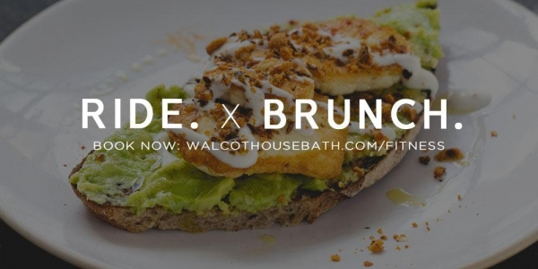RIDE x BRUNCH - Walcot House x Cafe Walcot