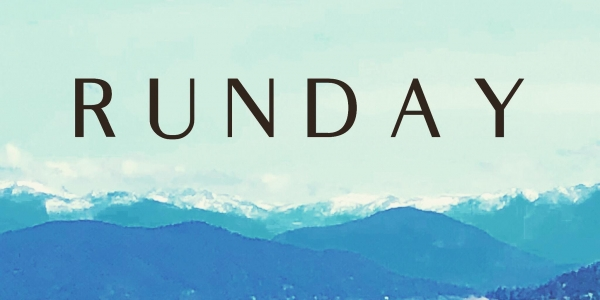 Run Bath - Sunday Runday - 28th July