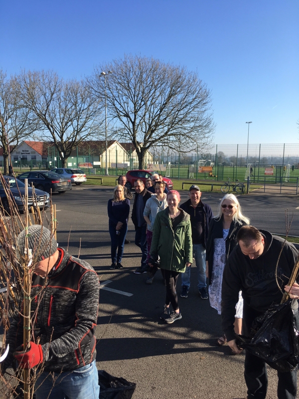 Fruit Tree Giveaway: Radstock & Westfield