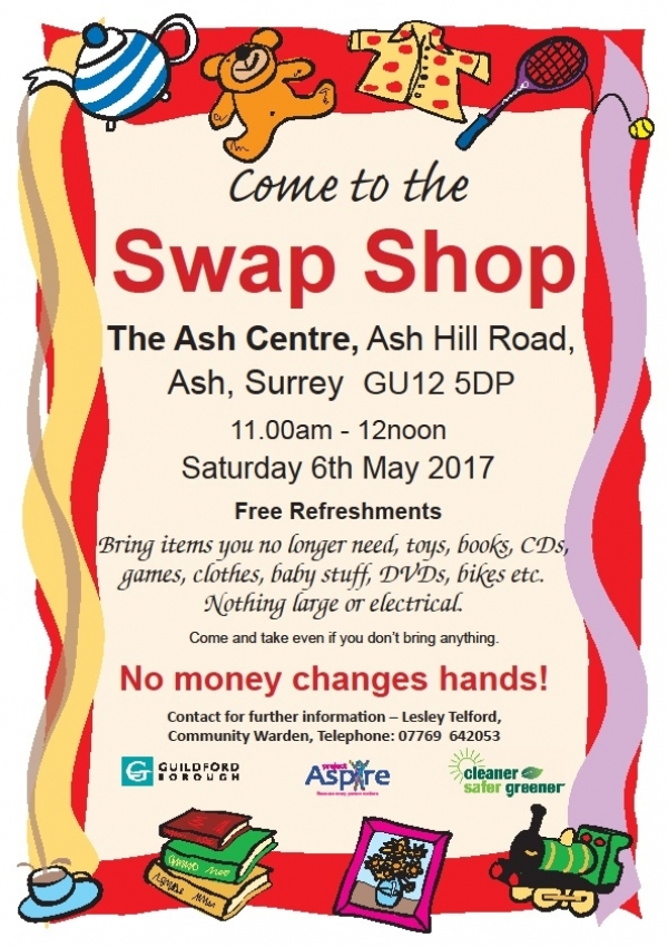 Ash Swap Shop