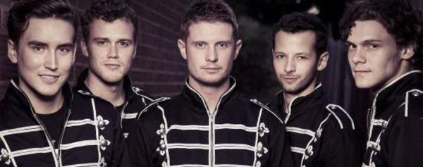 Take on Take That this weekend at Pine Ridge Golf Club - Tickets still available