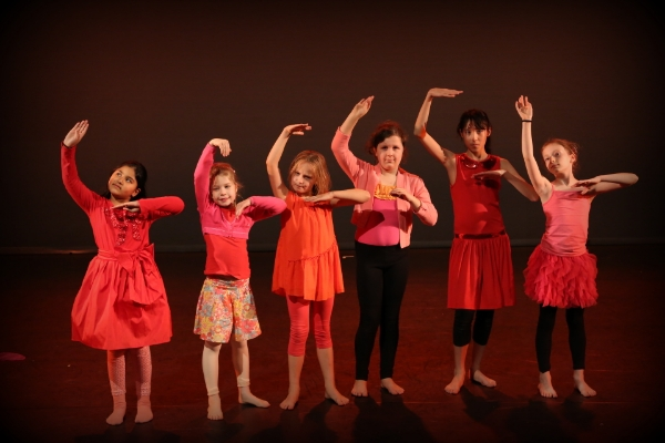 ACTIVATE Junior Dance - February Half Term with Dance Woking!
