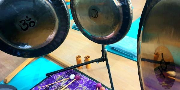 Gong Bath for Abundance