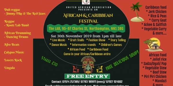 Artists wanted for African and Caribbean festival