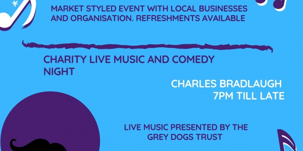 International Men's Day Music and Comedy Event