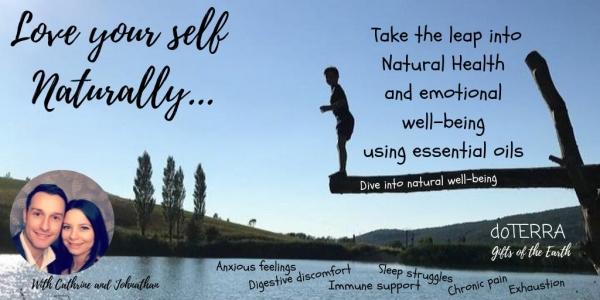 Northampton - doTERRA essential oil Class - Natures Healthcare Solution
