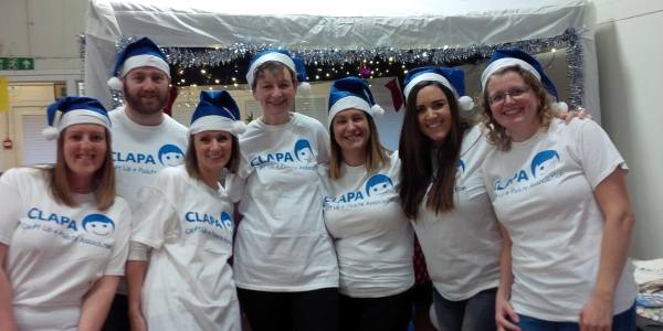 CLAPA Northampton Group Christmas Panto and Party!