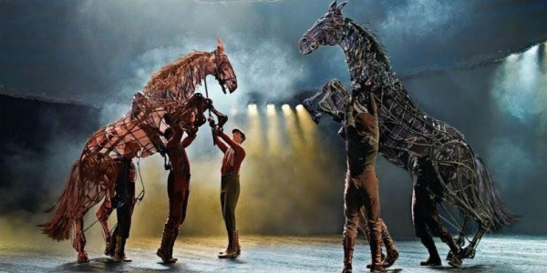 Big Day Out: War Horse at Leicester Curve