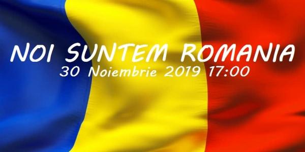 Noi suntem Romania!