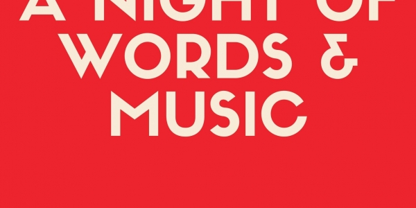 A Night of Words and Music