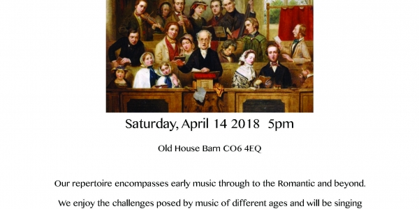 Der Kleine Chor (A Choir from Bielefeld, Germany)