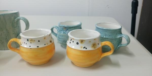 Mug making with mollie