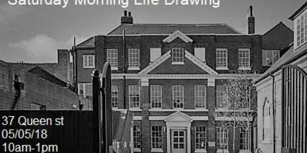 Saturday Morning Life Drawing