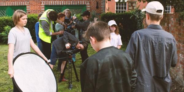 Filmmaking and Digital Media Club, 11+