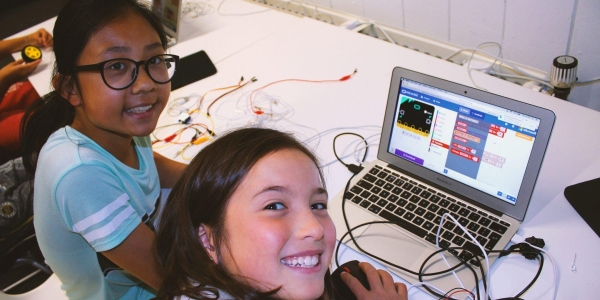 Girls Only Creative Code Club, 10-14yrs