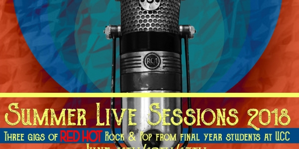 Summer Live Sessions 2018 (Tues 12th June)