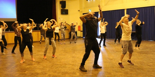 Learn, Share, MOVE! (North Essex)