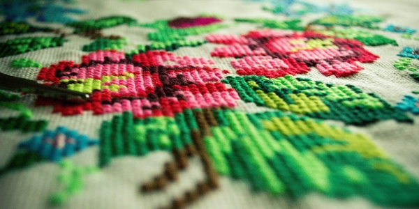 Evening Classes — Art of Embroidery
