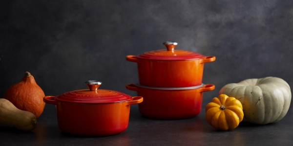 Le Creuset Food Unearthed Demonstration