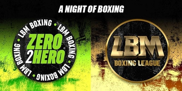 Sunday December 2nd 2018 - Zero2hero And LBM Boxing League - Colchester - Essex