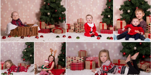 Christmas mini session photos @ Tiddlers 2 Wigglers sale